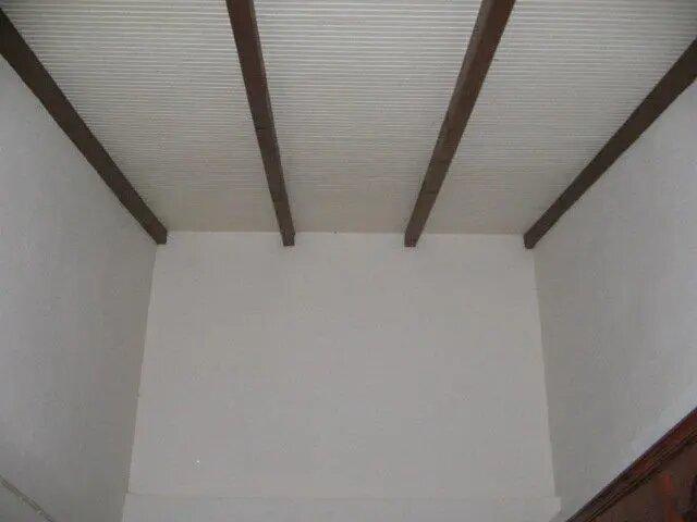 Faux-Plafond Après